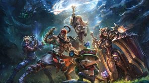 League of Legends System Requirements Icontrolpad